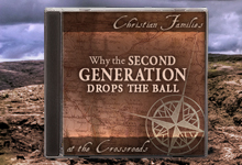 Why the Second Generation Drops the Ball